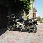 Продаю свій Kawasaki ZZR400-2